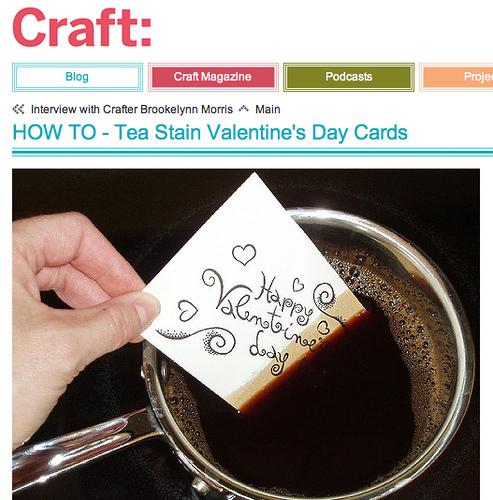 Eight reasons to start a craft blog techwench for How to start a craft blog