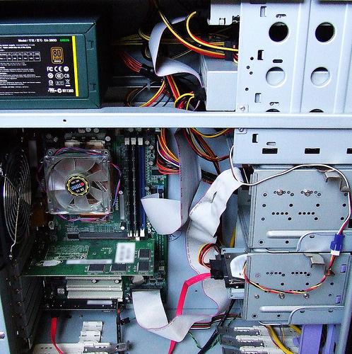 Advantages Of A Server Over A Desktop Computer