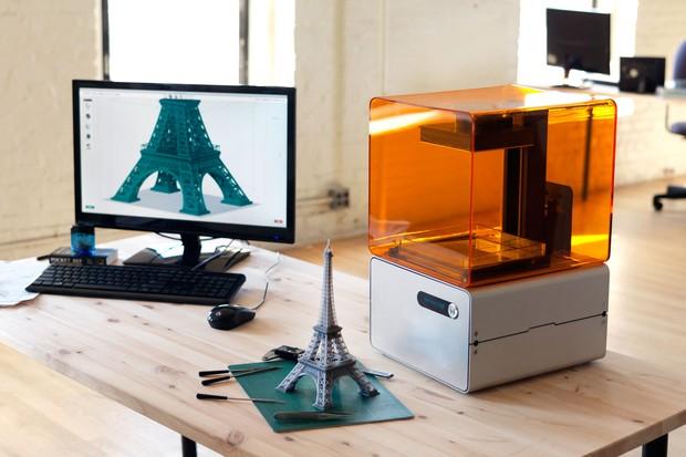 3D Printing kickstarter
