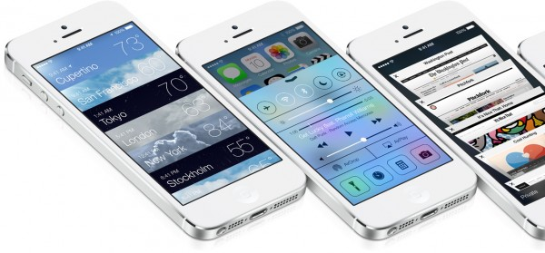 iOS 7 - The Next Big Thing