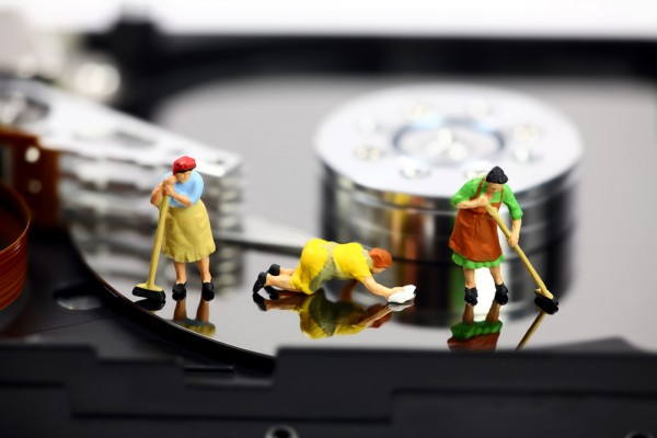 An Effective Approach to Recover Deleted Data from Hard Drive