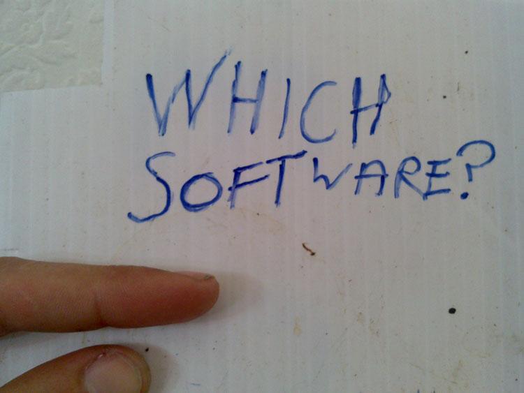 whichsoftware