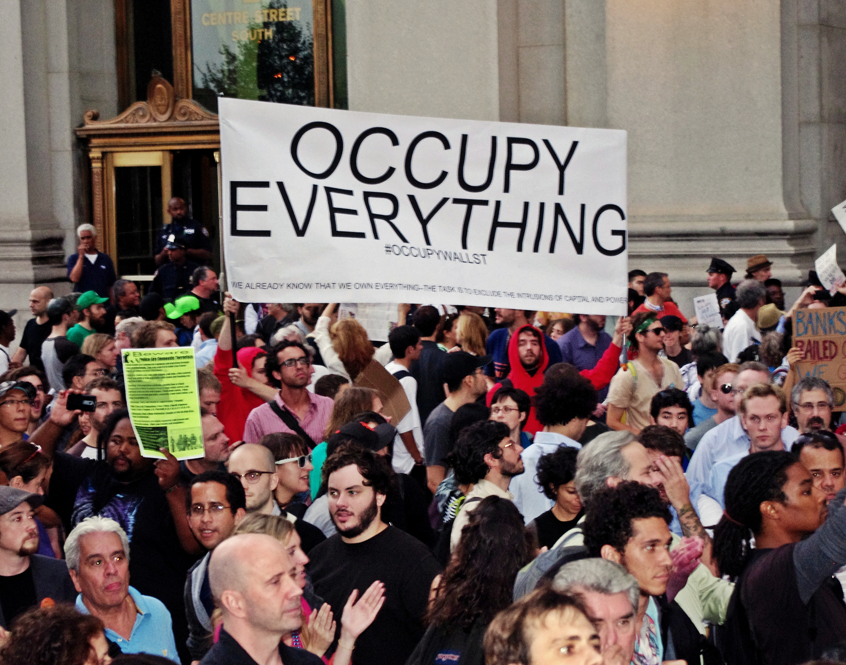 Occupy VFX