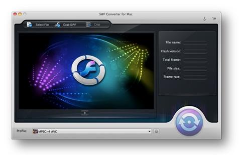 swf convertor for mac 1