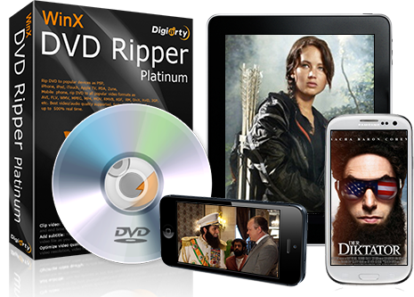 Review of WinX DVD Ripper Platinum and WinX HD Video Converter Deluxe
