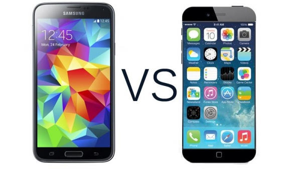Which Is Best iPhone 6 or Samsung Galaxy S6