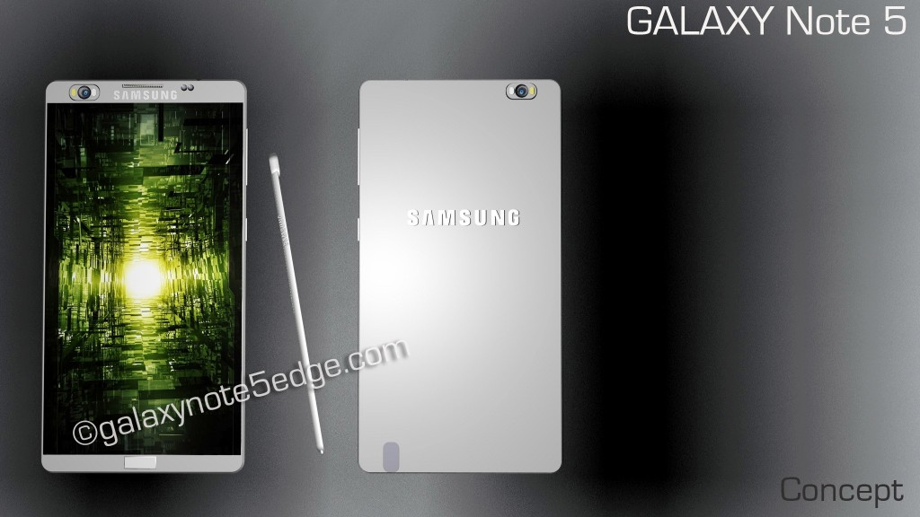 Samsung-Galaxy-Note-5-Front