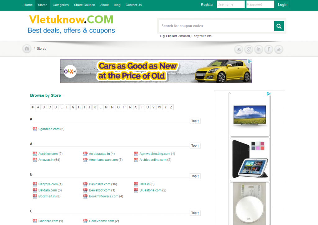 Vletuknow.com Users are Saving Thousands of Rupees Daily!