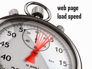 web-page-load-speed