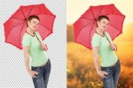 Get Charming Look Image By Photo Background Changer