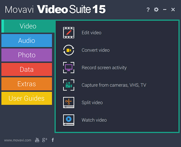 Movavi Video Suite Review