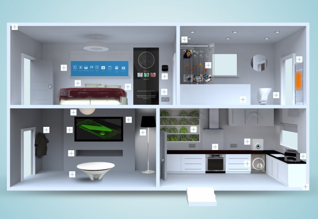 What Sort Of Technology Will Your Future Home Feature?
