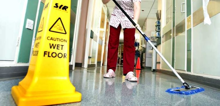 How New Technologies Are Helping To Keep Clinics Clean