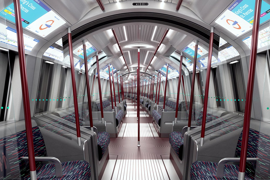 A Tech Insider's Look At The New Crossrail Carriages
