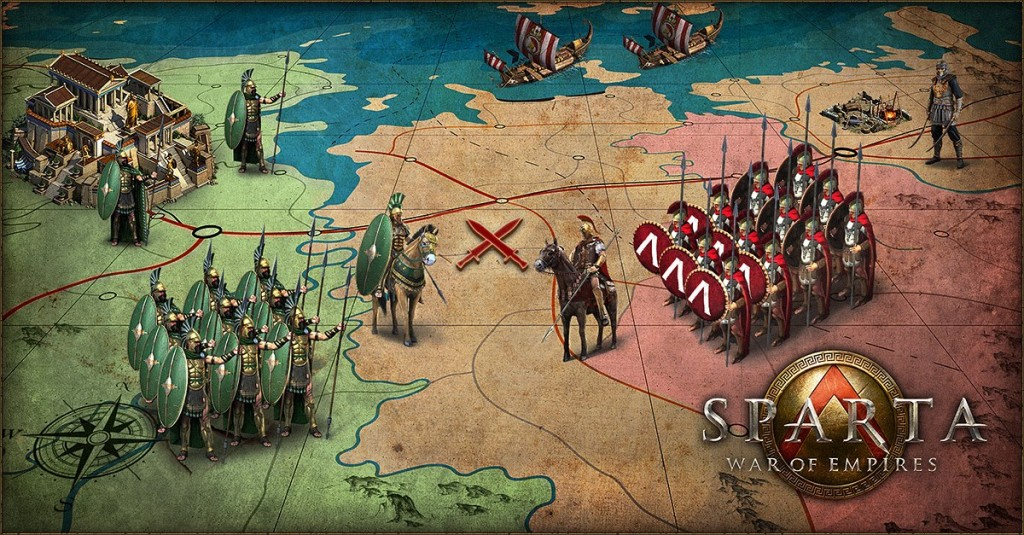 Play Sparta: War Of Empires Like A Pro