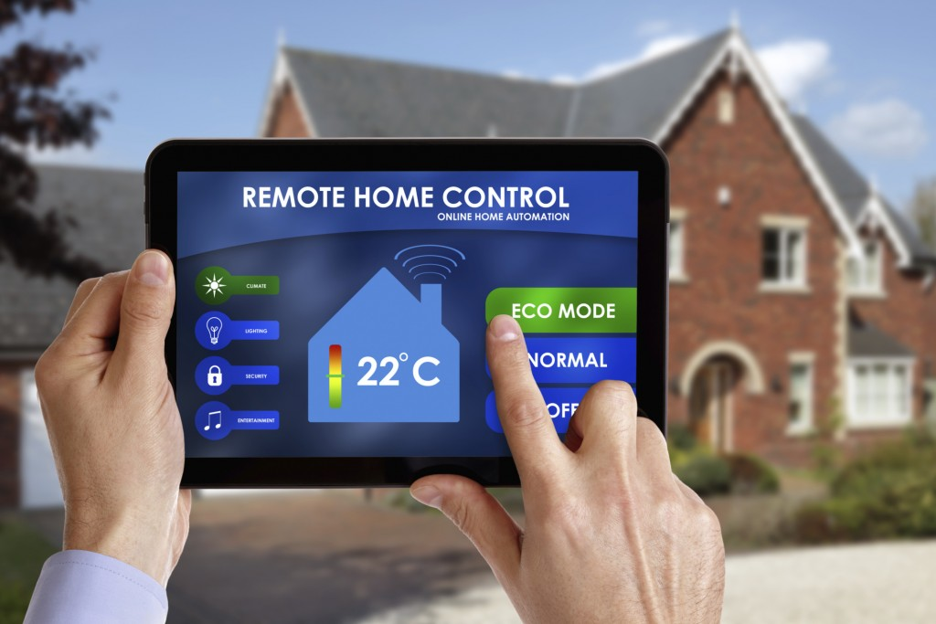 Home Automation Is The Future Form Of Living. Here's Why