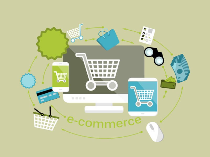 the benefits of electronic commerce Electronic commerce or e-commerce, as it is called, refers to buying and selling transactions that are carried out over electronic systems owing to it, shop.