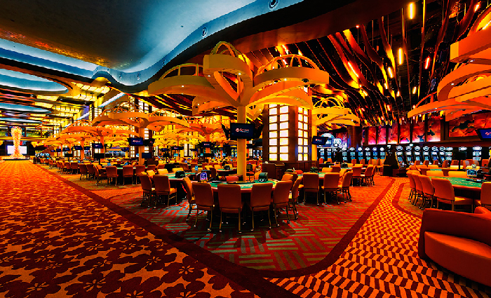 The World's Most Advanced Casinos