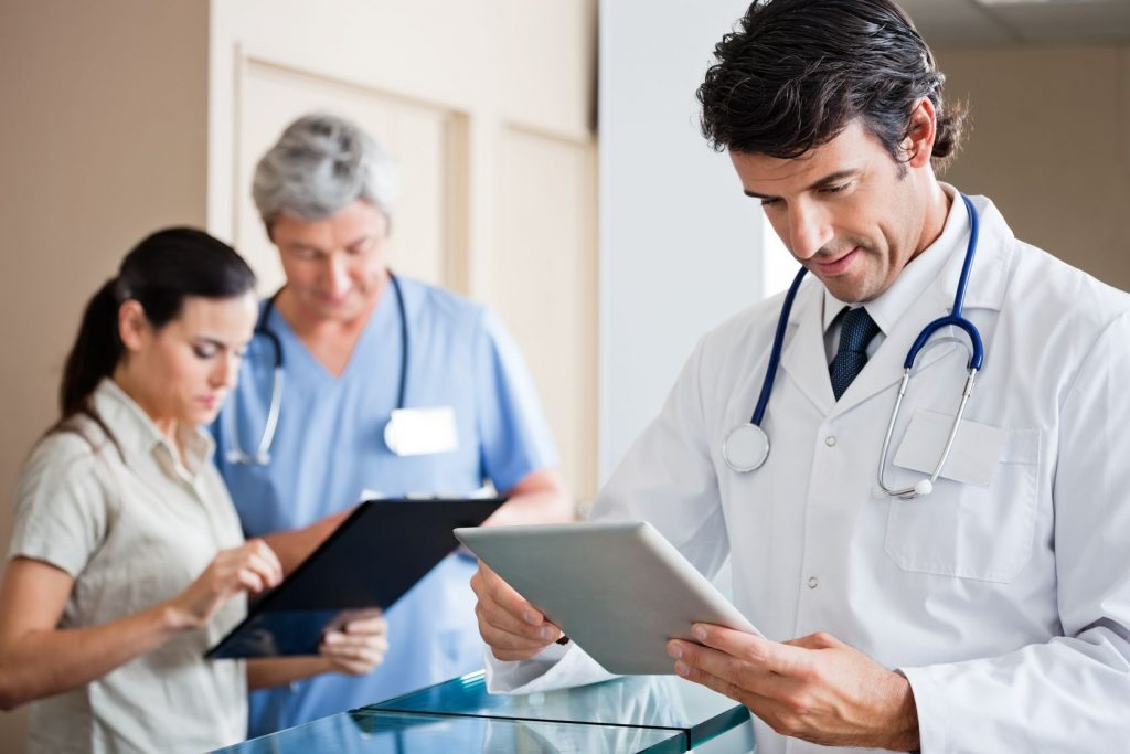 Technology's Role in a Modern Physician's Office and His Patients