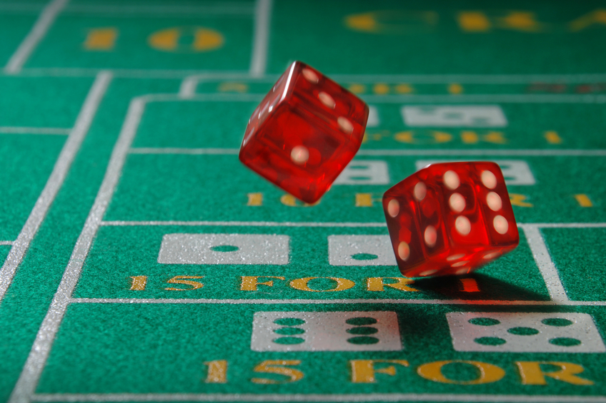 Over 300 Craps Players Have Held The Dice For An Hour or More At California