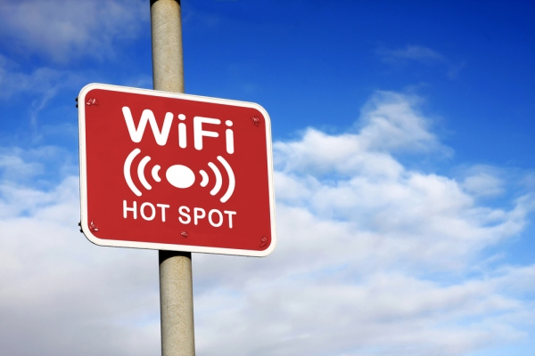 Personal WiFi Routers Help Bring Secure Data Wherever You Are