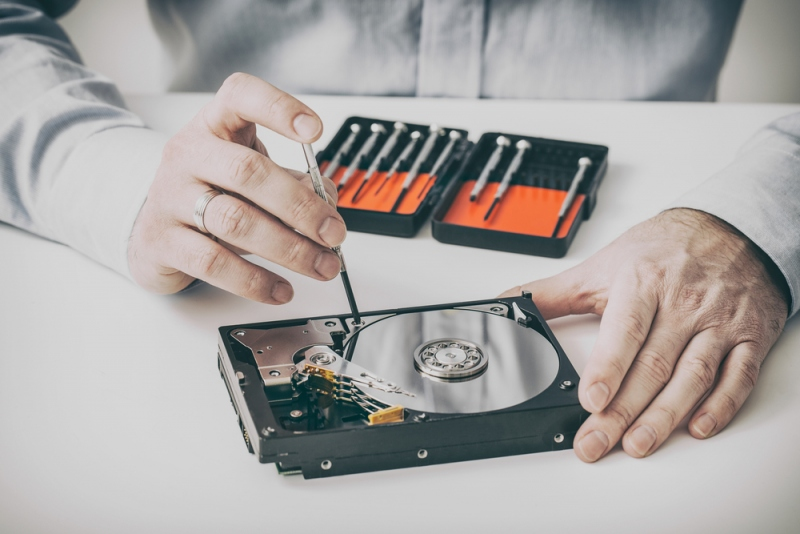 DIY Data Recovery Can Be A Very Bad Idea