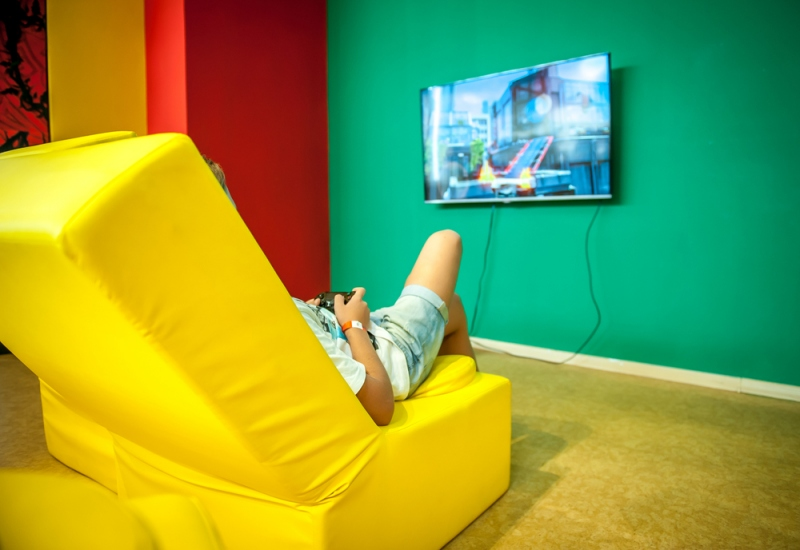 How To DIY Your Own Gaming Room