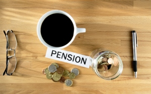 Pensions Map Infographic, Brought To You by UK Fintech Company