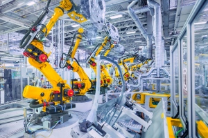 How Semiconductors Are Implemented Into Industrial Robots